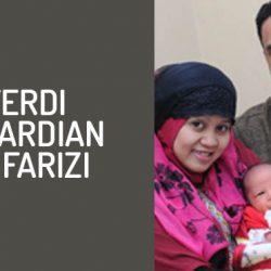 Bayi GIVF #1, Ferdi Rahardian Al Farizi