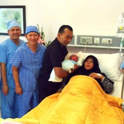 Bayi GIVF#4 lahir di RSIA Gladiool