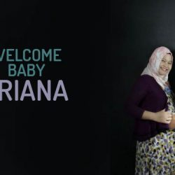 Welcome Baby Ariana ...