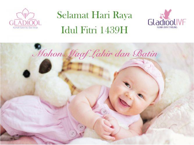 Selamat Hari Raya Idul Fitri 2018
