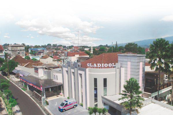 gladiool-gedung