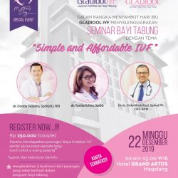 "Seminar bayi tabung ""Simple and Affordable IVF"""